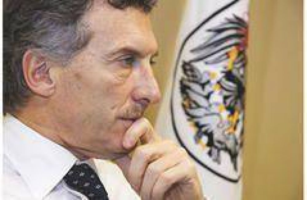 Macri no habla de candidatura pero ya trabaja la mesa 'Mauricio Presidente'