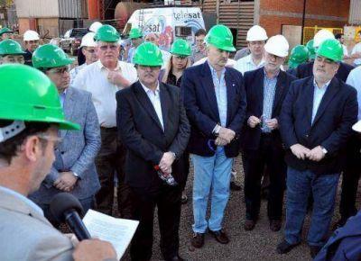 Vaz Torres confirma apoyo nacional para que Corrientes tenga la mayor planta de generación eléctrica con biomasa