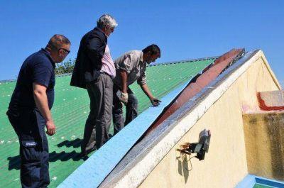 En el primer semestre habrá una inversión de $20 millones para reparar edificios escolares