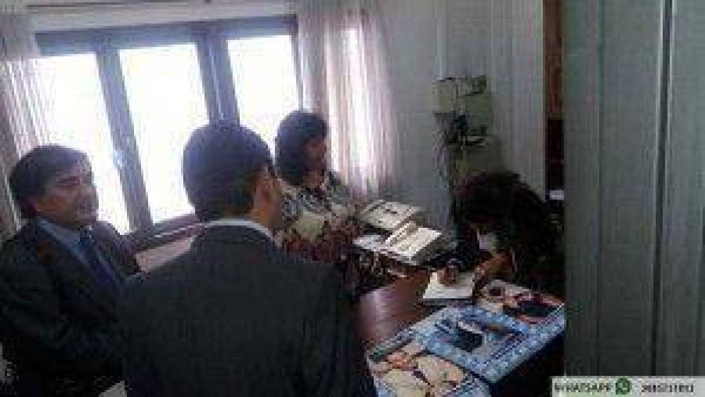 Nuevas autoridades del P J de Jujuy no pudieron ingresar al edificio