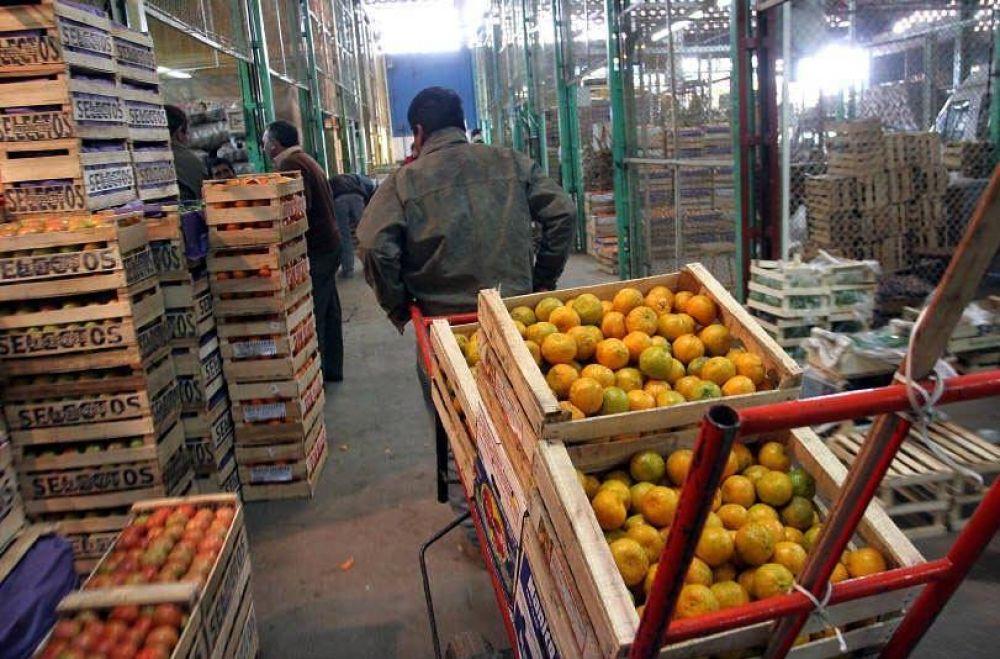 Créditos del Banco Nación para asistir al sector frutícola