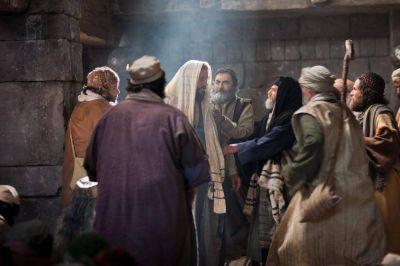Mons. Martorell: �Jes�s fue despreciado al igual que los pobres�