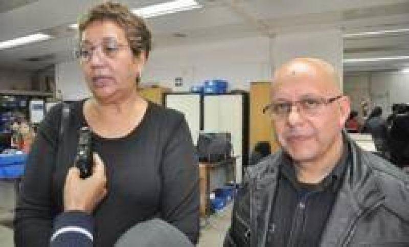 """Hilda Lucero: """"Un 25% de aumento es algo inadmisible"""""""
