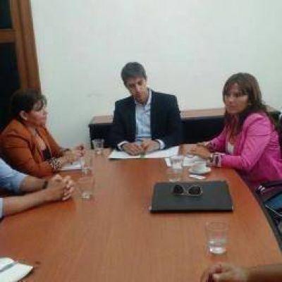 Fuerza C�vica llev� propuesta de reforma electoral a Casa Rosada