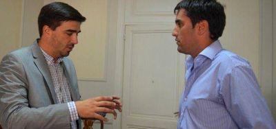 Mosca y Galli se reunieron y buscan potenciar el desarrollo productivo y turístico de Olavarría