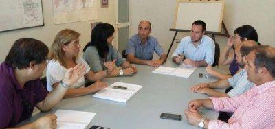 Olavarría: concejales eseverristas solicitan la finalización de 120 viviendas en el barrio Pickelado