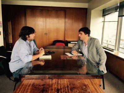 Galli en Buenos Aires: medidas de apoyo para el sector tambero