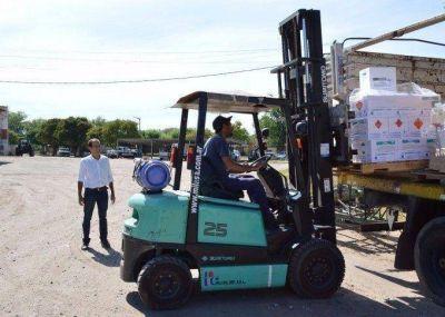 Dengue: Tras la llegada del producto para fumigar, el viernes y sábado se realizará otro operativo en los barrios