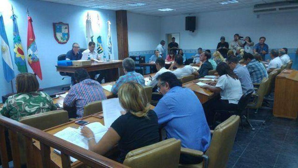 Sujarchuk ya tiene su Presupuesto 2016 en Escobar