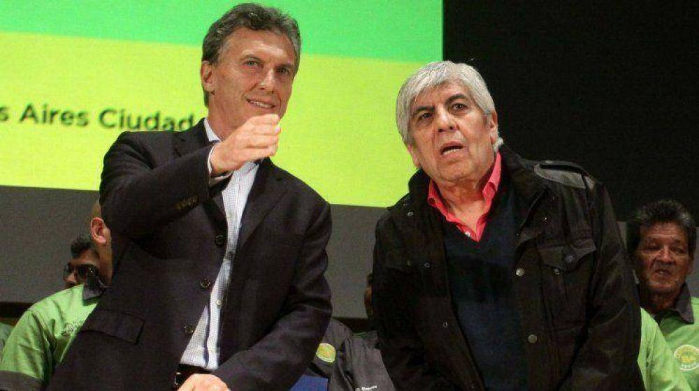 Cumbre secreta: Moyano y el Presidente acordaron paritarias