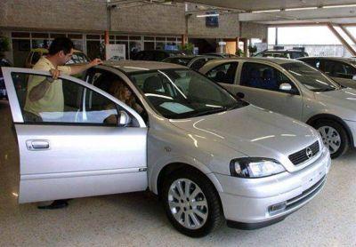 En enero cayó un 16% la venta de autos cero kilómetros en Santa Fe