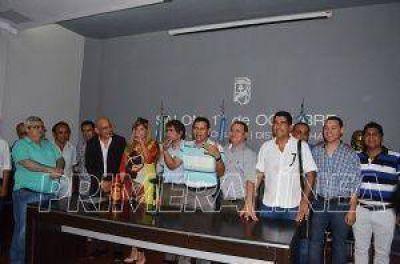 José Mongeló pretende que Peppo sea el presidente del PJ a nivel provincial