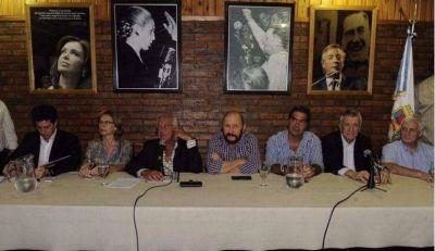 Tensión y pases de facturas en el PJ, que convocó a elecciones internas el 8 de mayo