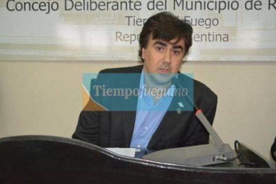 Alejandro Nogar presidirá el Concejo Deliberante