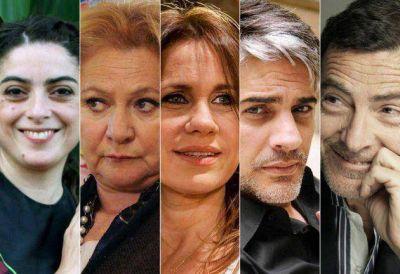 Más de cien artistas presentaron una carta en apoyo a la Ley del Actor