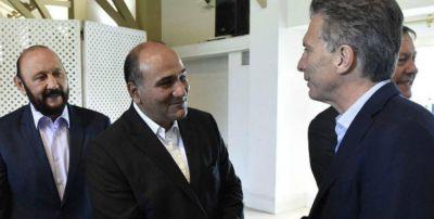 Macri anuncia desde La Trinidad el aumento del corte de etanol