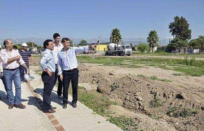"""""""El parque de la zona Sudeste revalorizará la ciudad"""""""