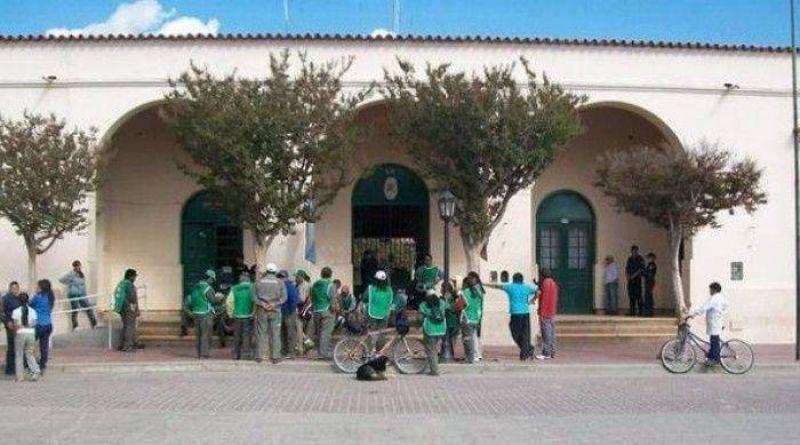 Crisis municipal en Salta : El Valle Calchaqu� en llamas