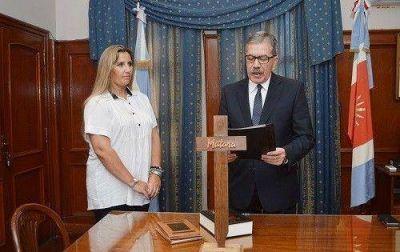 La Prof. Cristina Campitelli asumió como Subsecretaria de Cultura