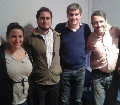 Vittorini y Genovese, las dos caras nuevas en el gabinete de Jorge Macri