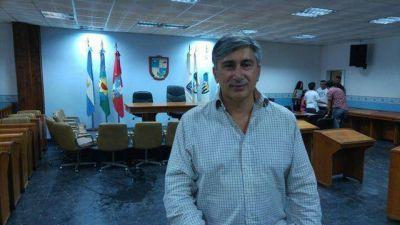 """Phatouros sobre el presupuesto: """"Salió por unanimidad porque ahora conocen nuestras intenciones para que Escobar mejore"""""""