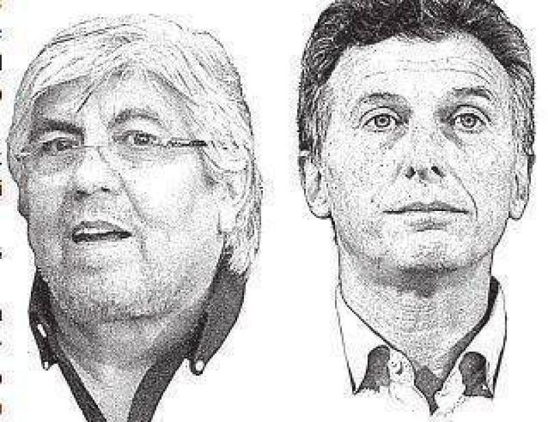 Macri y gremios negocian sumas fijas para bajar porcentajes