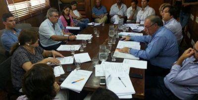 El Concejo Deliberante aprobó el anteproyecto de Presupuesto 2016