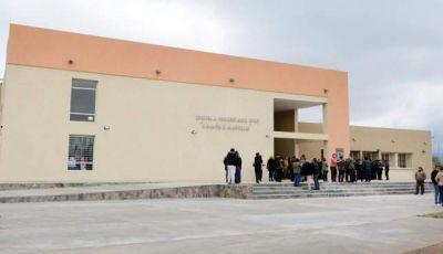 18 establecimientos educativos iniciarán las clases en edificios nuevos