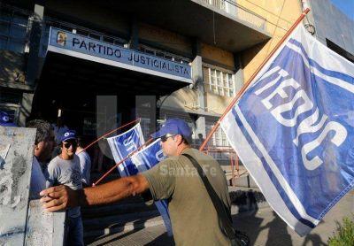 En la provincia, el justicialismo elegirá autoridades el 8 de mayo
