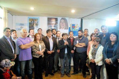 Mesa promotora impulsa a Rosana Bertone como Presidenta del PJ
