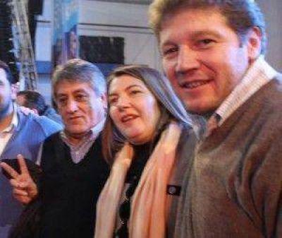 Por la expulsi�n de la concejal Miriam Mora, Melella profundiz� sus diferencias con Bertone