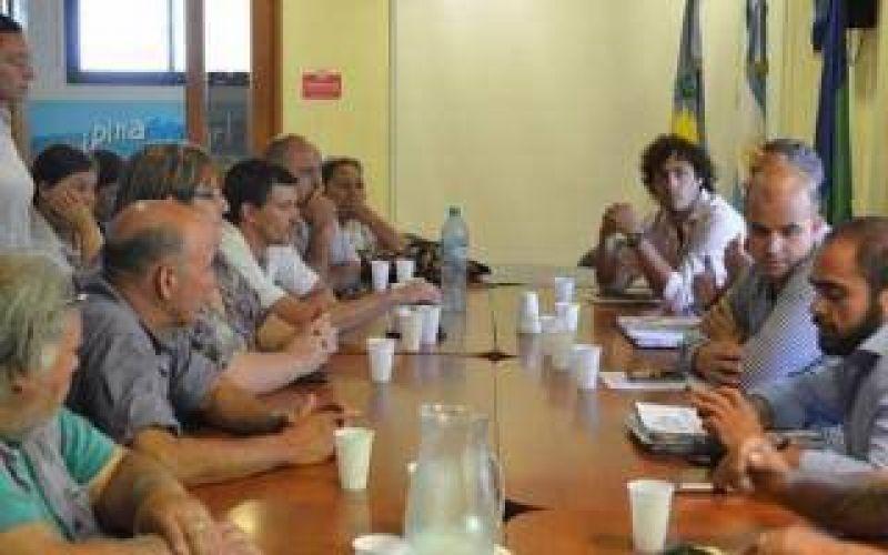 Municipales levantaron el paro en Pinamar
