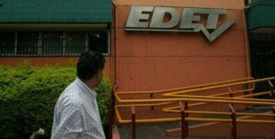 La tormenta del viernes dejó 200 usuarios sin luz confirmó EDET