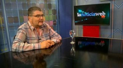 """Fabián Brest: """"Seguimos trabajando en línea con Scioli por la justicia social en San Isidro"""""""