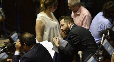 Vidal barre al kirchnerismo de las comisiones en la Legislatura