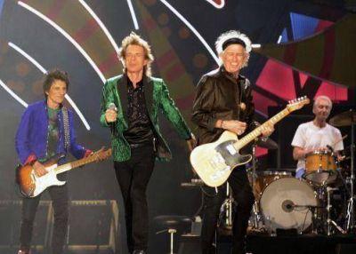 Los Rolling Stones sacudieron La Plata en su primer concierto