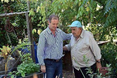 Bordet se reuni� con Jos� �Pepe� Mujica