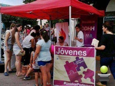 ACCION PARA EL DESARROLLO, DIRECCION DE LA JUVENTUD Y UNIDOS POR BRAGADO EN LA DOBLE