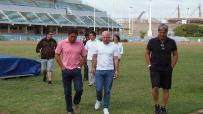 """Postulación a los Juegos Panamericanos 2023: """"Está en agenda hacer la presentación lo antes posible"""""""