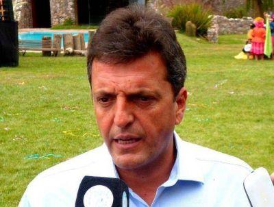 """Massa en Jujuy: """"vamos a pelear para que los jujeños sientan que la patria comienza aquí"""""""