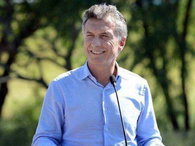 Macri anunció inversiones viales para motorizar la producción