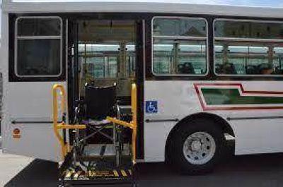 Transporte y Salud acuerdan acciones para discapacitados