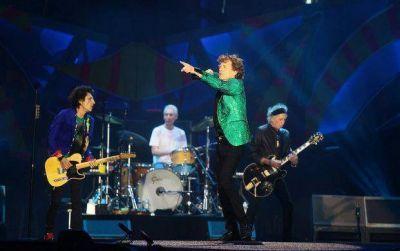 Los Rolling Stones desataron su contagiosa fiebre en la Ciudad