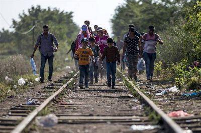Piden que la OTAN proteja a los refugiados