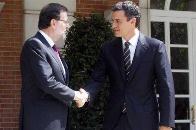 Sánchez se reunirá con Rajoy y busca negociar un acuerdo de gobierno