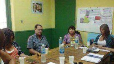 Reunión por la Tecnicatura en Turismo Cultural