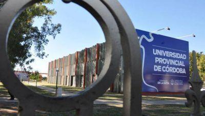 Hay más de 12 mil preinscriptos en la Universidad Provincial de Córdoba