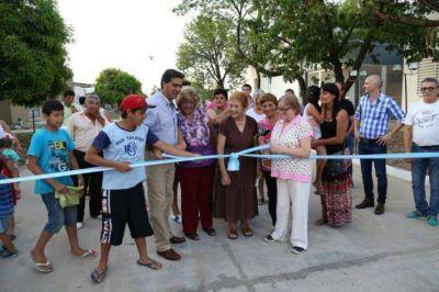 Capitanich habilitó obra de la calle Jujuy y quiere llegar a 2400 cuadras en la ciudad