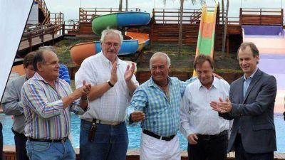 Fuerte respaldo de Bordet al megaemprendimiento Interlagos