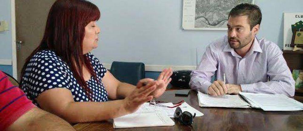 ATE pidió un aumento salarial del 40 por ciento en Fernández Oro